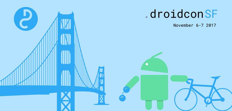 Brücke und Droide